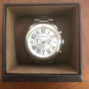 Men's Michael Kors Stainless Steel Watch
